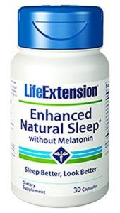Life Extension Enhanced Natural Sleep